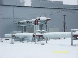 Проектирование и монтаж тепловых сетей