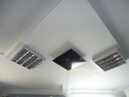 Потолочные электрические панели «UDEN-500П»