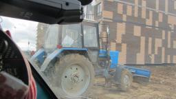 Ремонт тракторов МТЗ-82.1 на выезде в Московской области