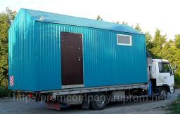 Котельная паровая электрическая транспортабельная МЭК-2000-П