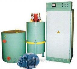 Паровой котел электрический КЭП-350 промышленный парогенератор