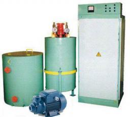 Котел паровой электродный КЭП-350 парогенератор промышленный