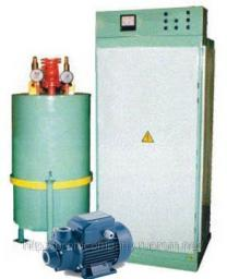 Котел электрический водогрейный КЭВ-250 электрокотел отопление