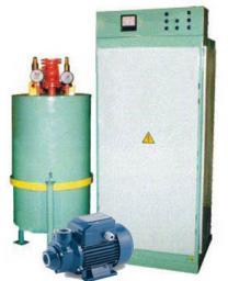 Водогрейный котел электрический КЭВ-200 электрокотел отопления