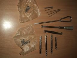 Набор для соединения отломков трубчатых костей