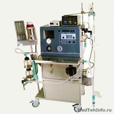 Аппарат искусственной вентиляции легких РО-6Н-05 мод 185