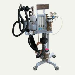 Аппарат для ингаляционного наркоза Полинаркон-12 с аппаратом-приставкой ИВЛ Диана