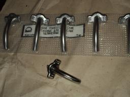 Трубки трахеотомические никелерованные №4-6