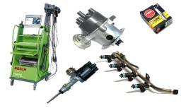 Диагностика систем питания и зажигания инжекторных и карбюраторных автомобилей