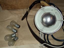 Лампа налобная с трансфарматором