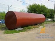 Цельные резервуары (стальные)
