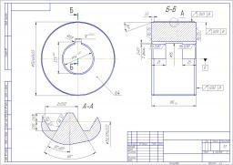 Резьбонакатные ролики М16х2 левая резьба