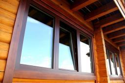 Скандинавские окна