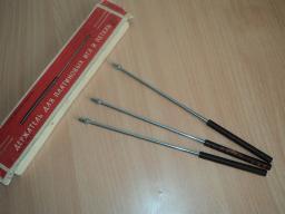 Держатель для пластиновых игл и петель (секционных)