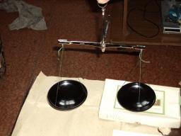 Весы равноплечие ВР-20 (ручные)