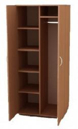 Шкаф для одежды из ДСП комбинированный