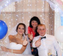 Организация проведения свадьбы в Новосибирске