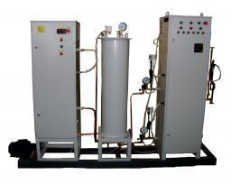 Индукционный парогенератор ИКНП