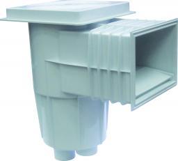Скиммер для бассейна стандартный 15 литров. Модель РА00249С, POOL KING