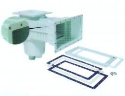 Скиммер для пленочного бассейна 15 л. c широким удлиненным раструбом PA00251.1V. POOL KING
