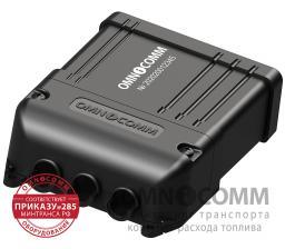 Установка ГЛОНАСС GPS терминал регистратор Омникомм Omnicomm Profi 2.0