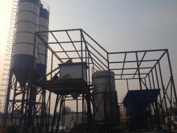 бетонный завод HZS35D