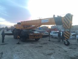 Пневмо кран Tadano 50 тонн