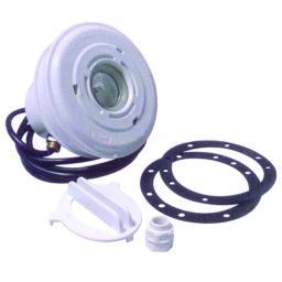 Подводный светильник светодиодный PA01811N из ABS-пластика белого свечения