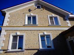 Фасадный декор из пенополистирола (пенопласта)