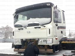 Hyundai HD120, MegaTruck кабина 2013 г.в.