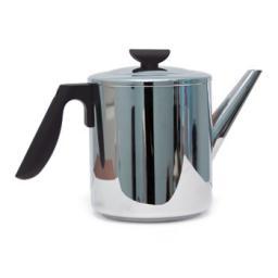Чайник с двойными стенками Duet Cylindre объем 1,4 л. черный