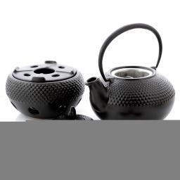Чайник Lotus 750мл черный