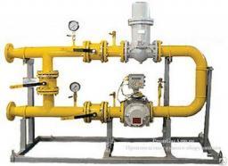 УУРГ-100 узел учёта расхода газа в рамном исполнении