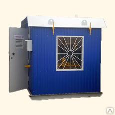 БУУРГ-100 блочный узел учёта газа