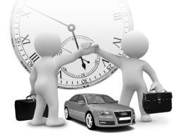Оформление договора купли-продажи автомобиля с выездом