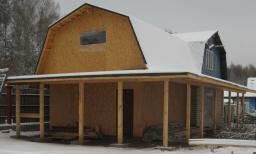 Ремонт и реконструкция загородных домов и дач в Нижнем Новгороде