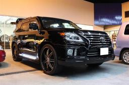 Обвес Double Eight для Lexus LX 570