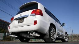 Выхлоп GANADOR 4WD Vertex SUS PBS GDE 136 на TOYOTA Land Cruiser 200
