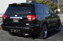 Выхлопная система Ganador для Toyota Sequoia (Original Japan)