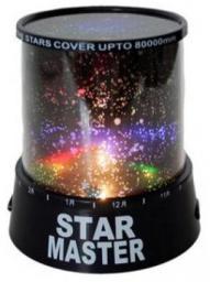 Ночник-проектор звездного неба P-9204 (Код: 138)