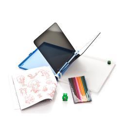 Планшет для рисования «ЛЕОНАРДО» (Digi Draw) (Код: 1095)