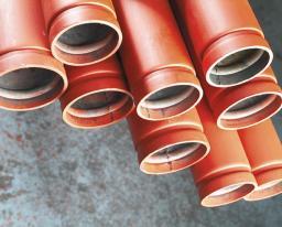 Грувлочные трубы (виктолические трубы, быстросборные трубопроводы)
