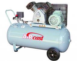 Купить компрессор воздушный.AirCast СБ4 / С-100 LB30.
