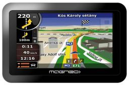 MAGNEO i430 автомобильный GPS навигатор