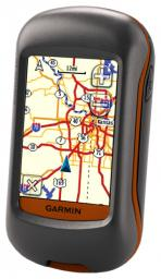 Портативный GPS-навигатор Garmin Dakota 20 + Карты Дороги России ТОПО 6.хх (Навиком)