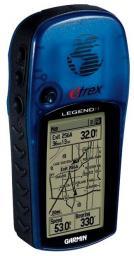Портативный GPS-навигатор Garmin Etrex Legend H