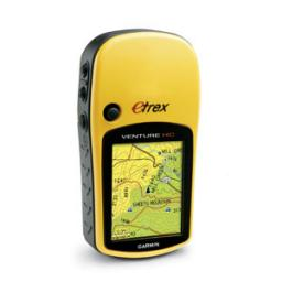 GPS Навигатор Garmin eTrex Venture HC Rus (SirfIII, 24Mb)