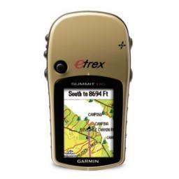 GPS Навигатор Garmin eTrex Summit HC Rus SirfIII, 24Mb
