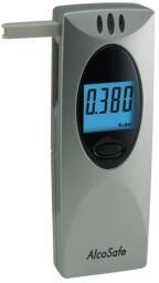 Персональный алкотестер AlcoSafe KX-2600