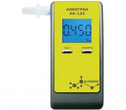 Персональный алкотестер Алкогран AG-125